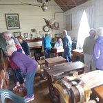 Much to see, read and learn in the old school house