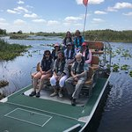 Foto van Florida Cracker Airboat Rides & Guide Service