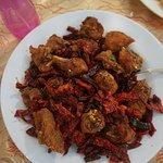 Fried Chilli Chicken