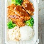 ONo Hawaiian BBQ Chicken Katsu Mini Meal