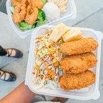 Ono Hawiaian BBQ Seafood Plates