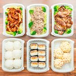 Ono Hawaiian BBQ Family Meal with Spam Musubi