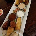 Cantina platter