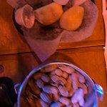 Free rolls and peanuts