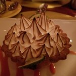 Mini Key Lime Pie - little too sweet & dense but fun