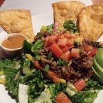 Ahhhmazing taco salad