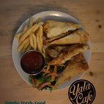 Yummy Spring Roll @ Yala Cafe