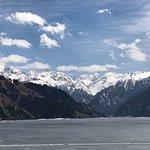 Photo of Tianshan Tianchi Lake