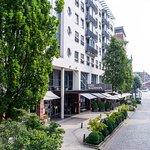 Location MADISON Hotel Hamburg