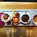 Café gourmand excellent