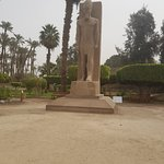 Another statue of Ramses
