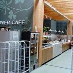 RHS Hyde Hall Clover Cafe