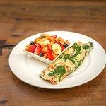 Veggie Omelette (Vegetarian Friendly)
