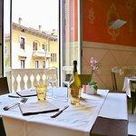 Sala pranzo ristorante Polpo Fritto Varese ristorante pesce