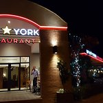 New York Restaurant Foto