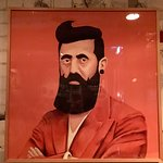 Never knew Theodor Herzl could look so hip
