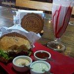 Melhor hambúrguer!!!
