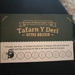 Tafarn Y Deri resmi