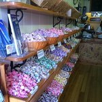 The Candy Shoppe - the candies