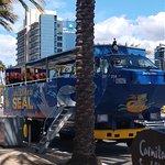 Seal Tour amphibious vehicle