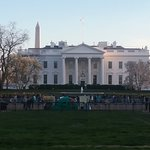White house before the Lincoln Assassination tour