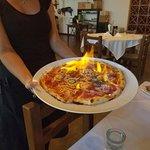 Foto de The Italian Job Cabo Restaurant and Pizzeria