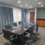 Executive Boardroom for up to 10 people.