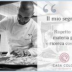 il nostro Chef Luigi Coppola