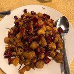 chongquing spicy chicken