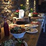 Unser Catering Service beim Bauer Kammesheid