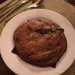 """6"""" chocolate chip cookie"""