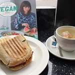Italian Panini with Relaxation Tea