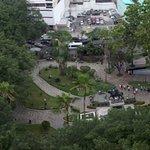 Parque Seminario y La Catedral de Guayaquil, a ver si encuentran al apóstol Santiago en su visit