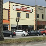 Storefront on Beach Street - street parking
