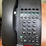 Phone with missing buttons