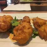 Chicken Pakora....tender and tasty!
