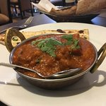 Goan Lamb Vindaloo....succulent Lamb with Potato in Hot Spicy Sauce