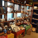 Gift shop on Del's
