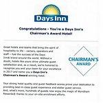 CHAIRMAN's AWARD HOTEL