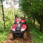 ATV and Side by Side trail riding