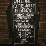 صورة فوتوغرافية لـ The Jolly Postboys