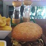 B.B. King burger