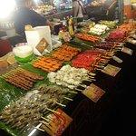 ภาพถ่ายของ ฟู๊ดคอร์ท ตลาดบ้านซ้าน