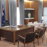 Room of Prime Minister