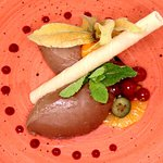 The fine art of beauty and satisfaction - mousse au chocolat