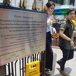 Bild från Erawan Shrine (Thao Mahaprom Shrine)