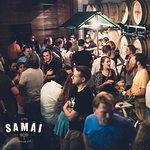 Thursday night at Samai Distillery