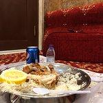 مطعم لذيذ ونظيف وجيد لمحبي الأكلات العربية