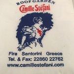 Restaurant Camille Stéfani
