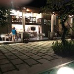 Photo of Cafe Luwak at Luwak Ubud Villas